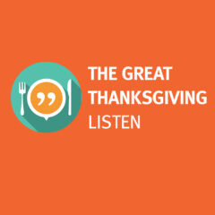 Take Part in StoryCorps' The Great Thanksgiving Listen