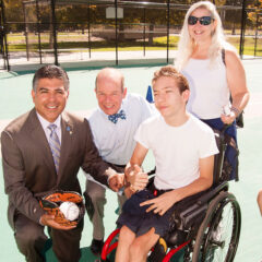 GRoW Helps Fund First Universally-Accessible Sports Field in Los Angeles County