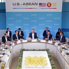 President Obama, ASEAN leaders adopt Sunnylands Declaration