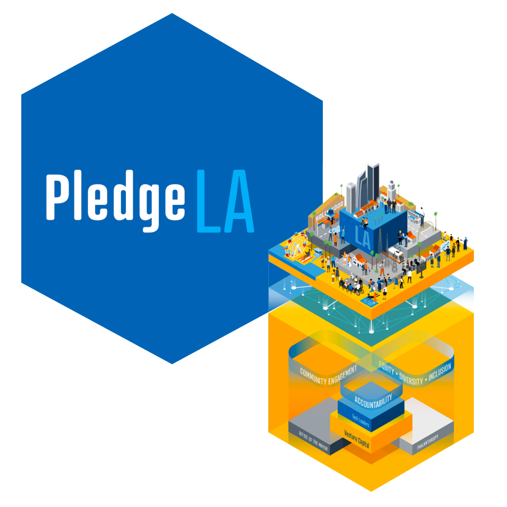 Pledge LA - LA Venture Capital - Nonprofit Organization