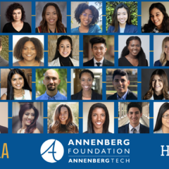 HBCUvc and Annenberg Foundation Expand Internship Program for Historically Overlooked Groups in Venture Capital