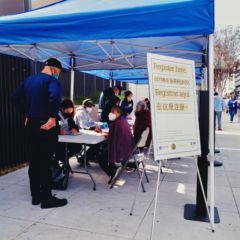 Pop-up Vaccination Clinic in Koreatown