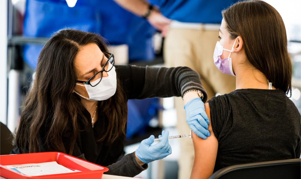 Annenberg / Century City Vaccine Clinic