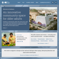 Wallis Annenberg GenSpace Launches New Website and Programs