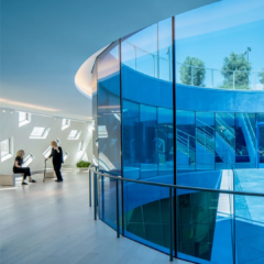 Inside Look at Wallis Annenberg GenSpace Featured Across Architectural Design Media